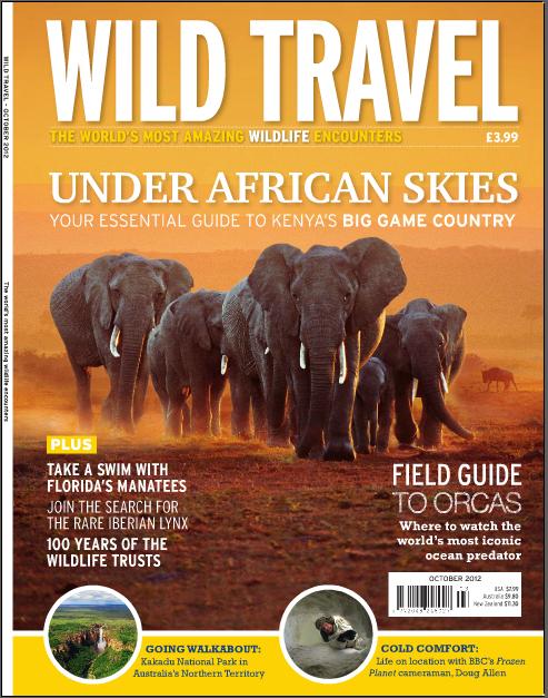 Wild Travel cover