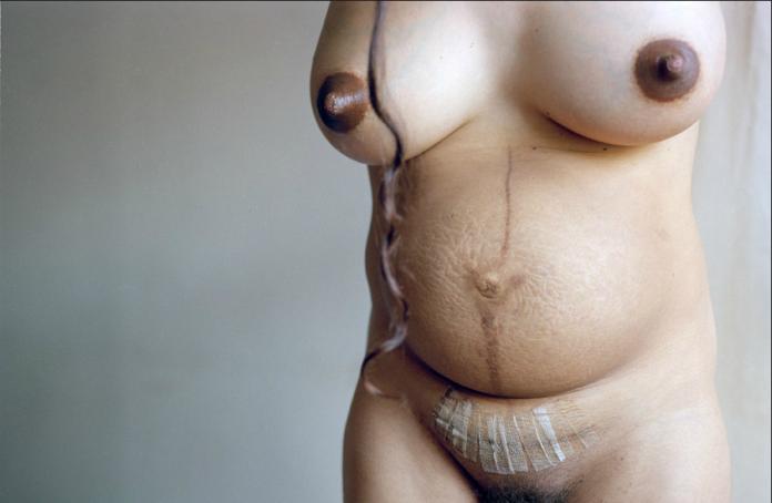 Elinor Carucci - mother3