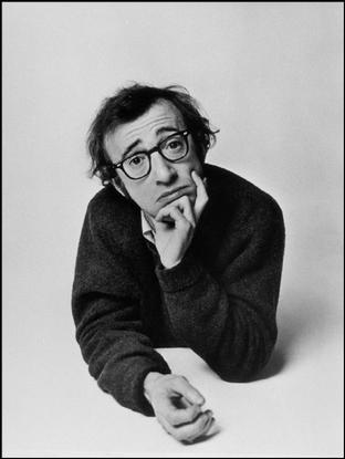 USA. New York City. 1969. The American actor and film director Woody ALLEN.