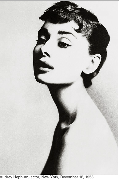 Richard Avedon - hepburn