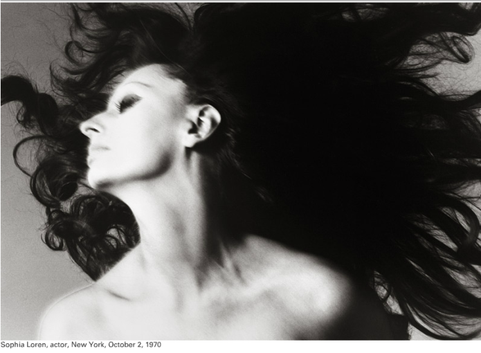 Richard Avedon - loren